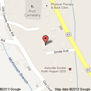 Contact Us Google Map to Art of Chiropractic